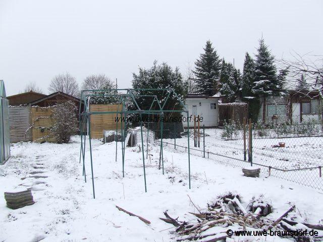 Gartentagebuch 2007